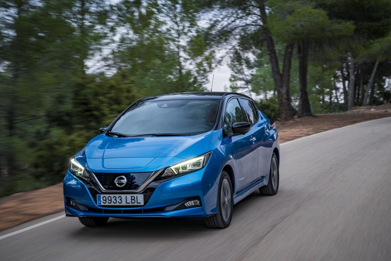 Nissan LEAF - najmocniejsza wersja w dużo niższej cenie