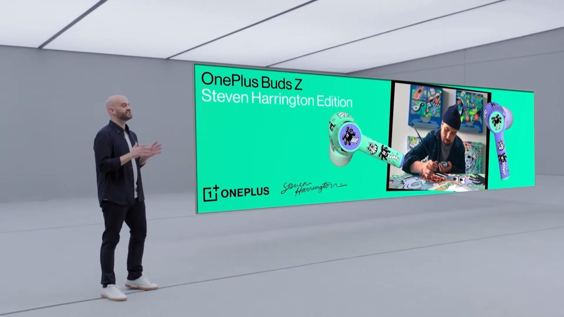 słuchawki bezprzewodowe OnePlus Buds Z TWS earphones