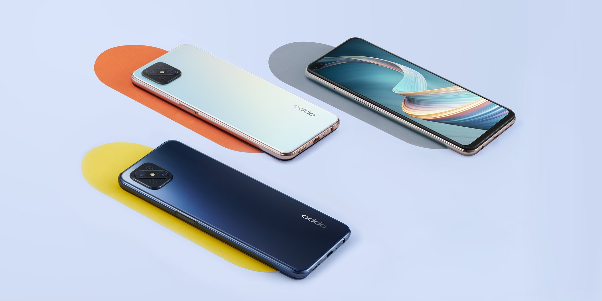 smartfon Oppo Reno 4 Z 5G smartphone