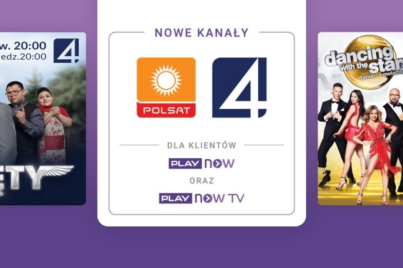 Polsat TV4 Play NOW TV