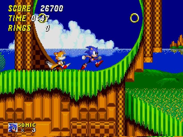 Sonic The Hedgehog 2 za darmo na Steam
