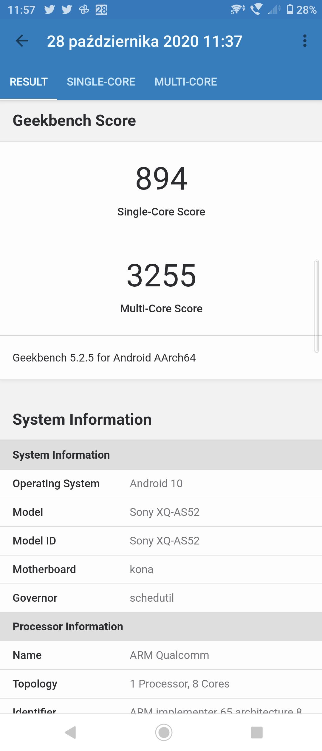 Sony Xperia 5 II - najlepsza z rodziny (recenzja)