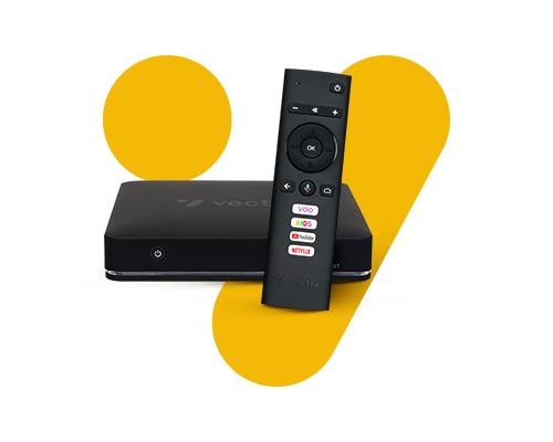 Vectra dekoder TV Smart Android TV