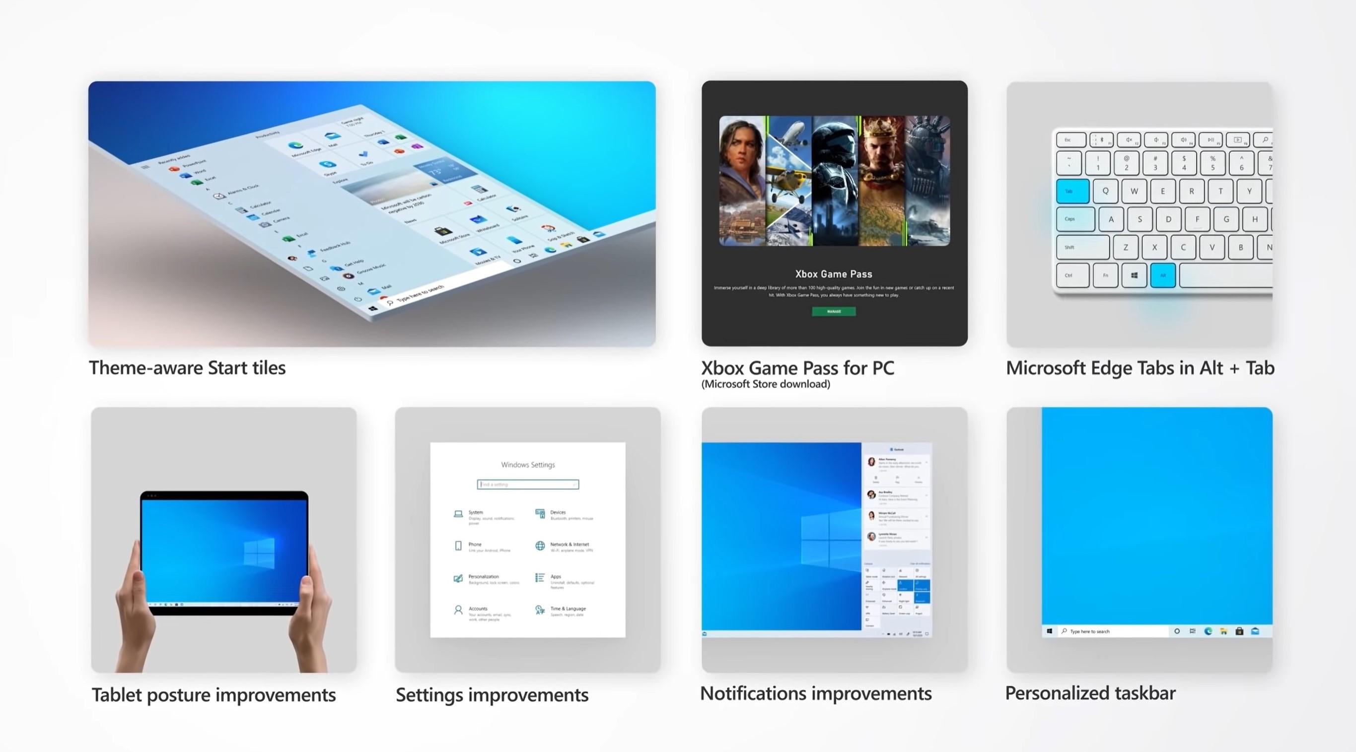 Zgadnijcie, co jest największą nowością w październikowej aktualizacji Windows 10