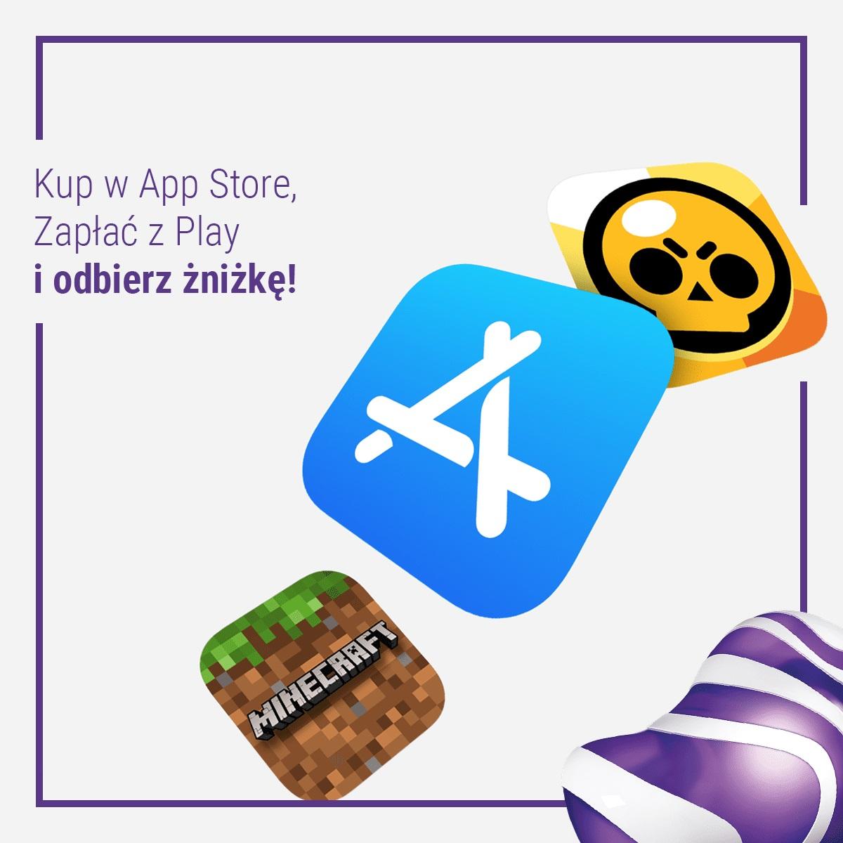 promocja Zapłać z Play App Store