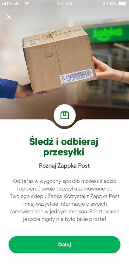 Żappka Post Żabka