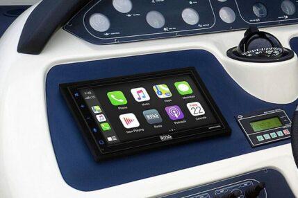 Android Auto także na łodzi. Oto nowy odtwarzacz marki Boss Audio
