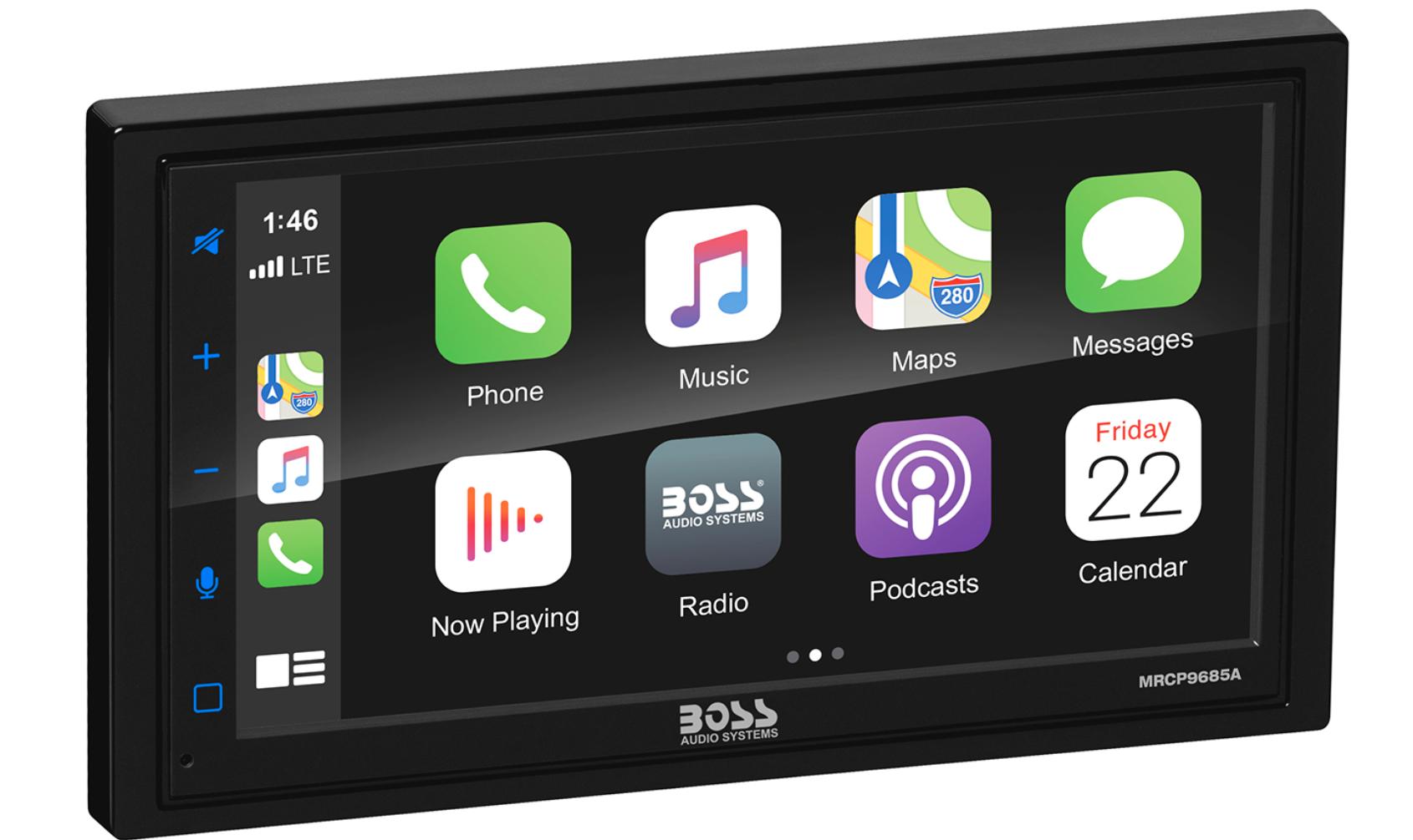Android Auto teraz także na łodzi.