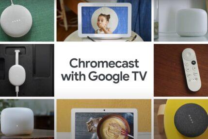 Tym razem Chromecast ma pilota i Google TV. Nic dziwnego, że jest droższy