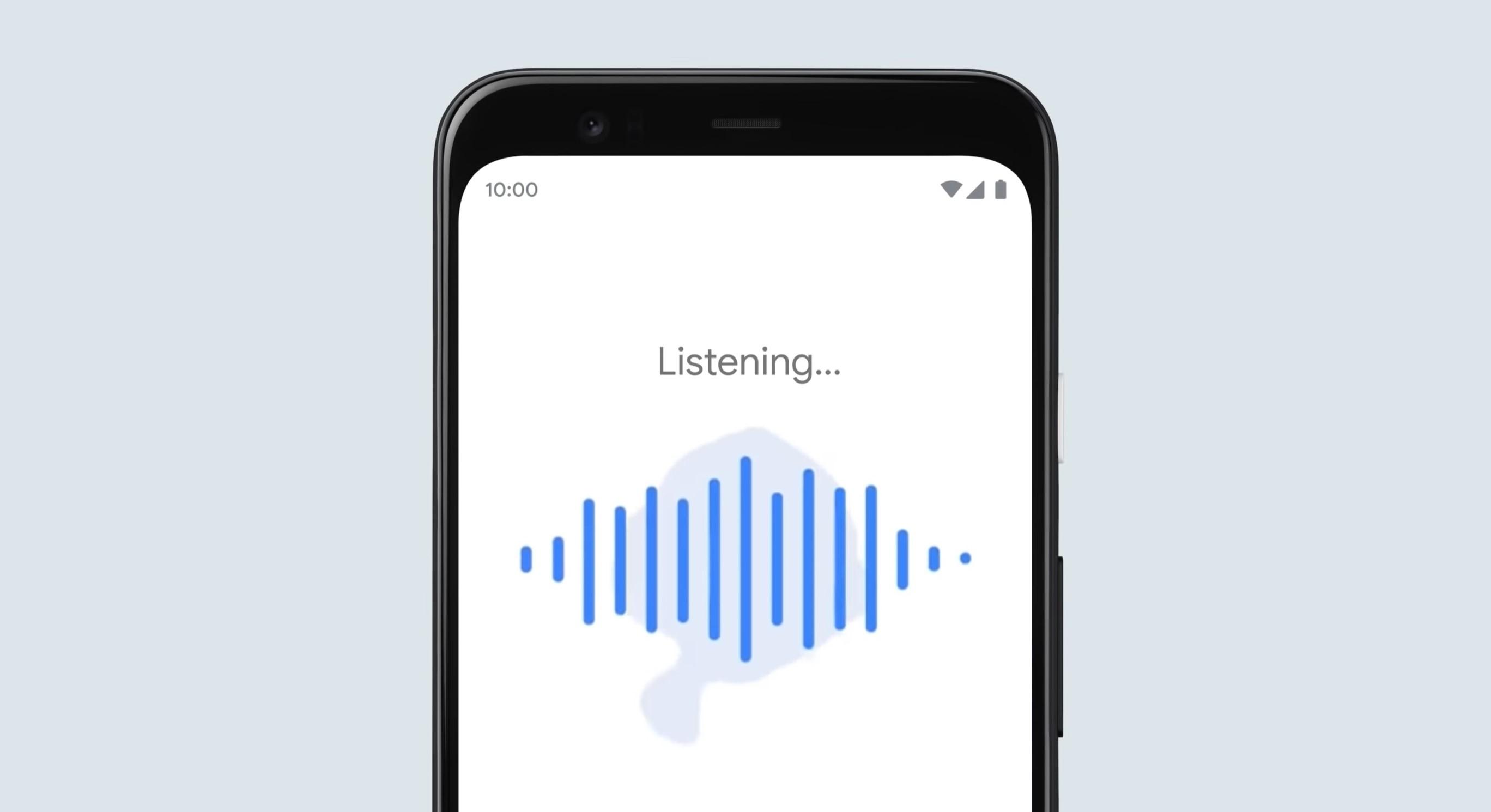 Zanuć piosenkę Asystentowi Google, a on spróbuje ją znaleźć 19 Google
