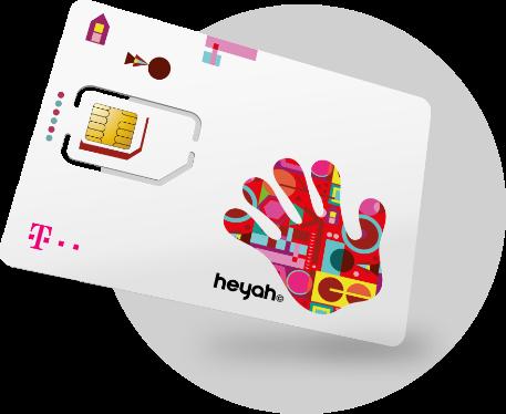 Internet na kartę w Heyah - ładujesz za 39 zł i dostajesz 100 GB na dwa miesiące