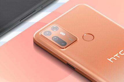 HTC budzi się z letargu? Oto kolejny smartfon firmy - HTC Desire 20+