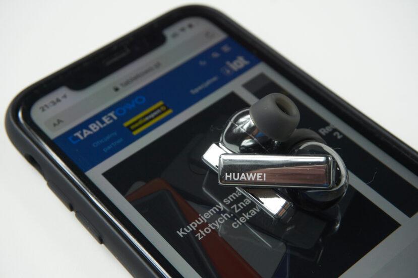 Huawei FreeBuds Pro fot. Tabletowo.pl