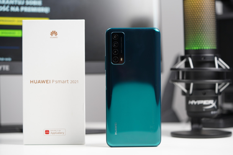 Huawei P smart 2021 - świetna przedsprzedaż trwa, a my już go mamy w rękach