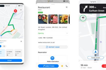 Tymi aplikacjami Huawei chce wygrać z konkurencją. Oto Petal Maps, Huawei Docs oraz Petal Search