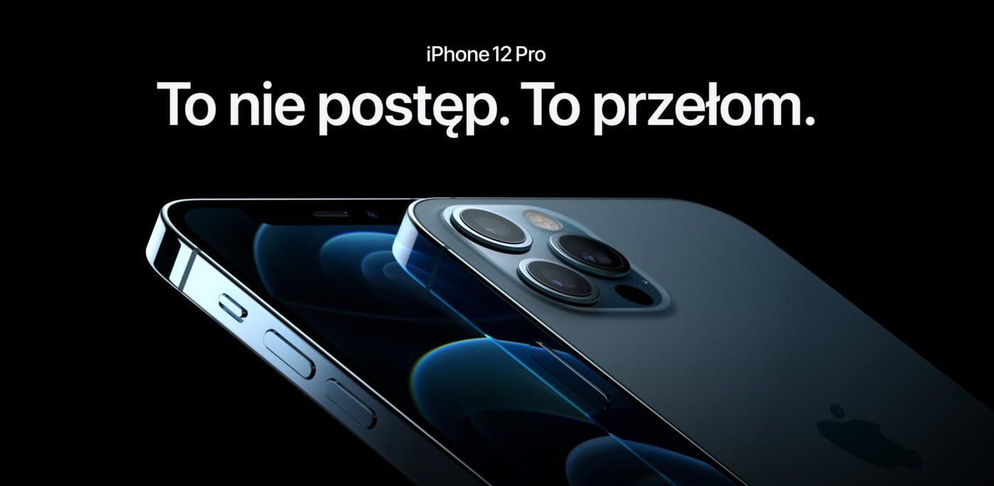 smartfon iPhone 12 Pro smartphone