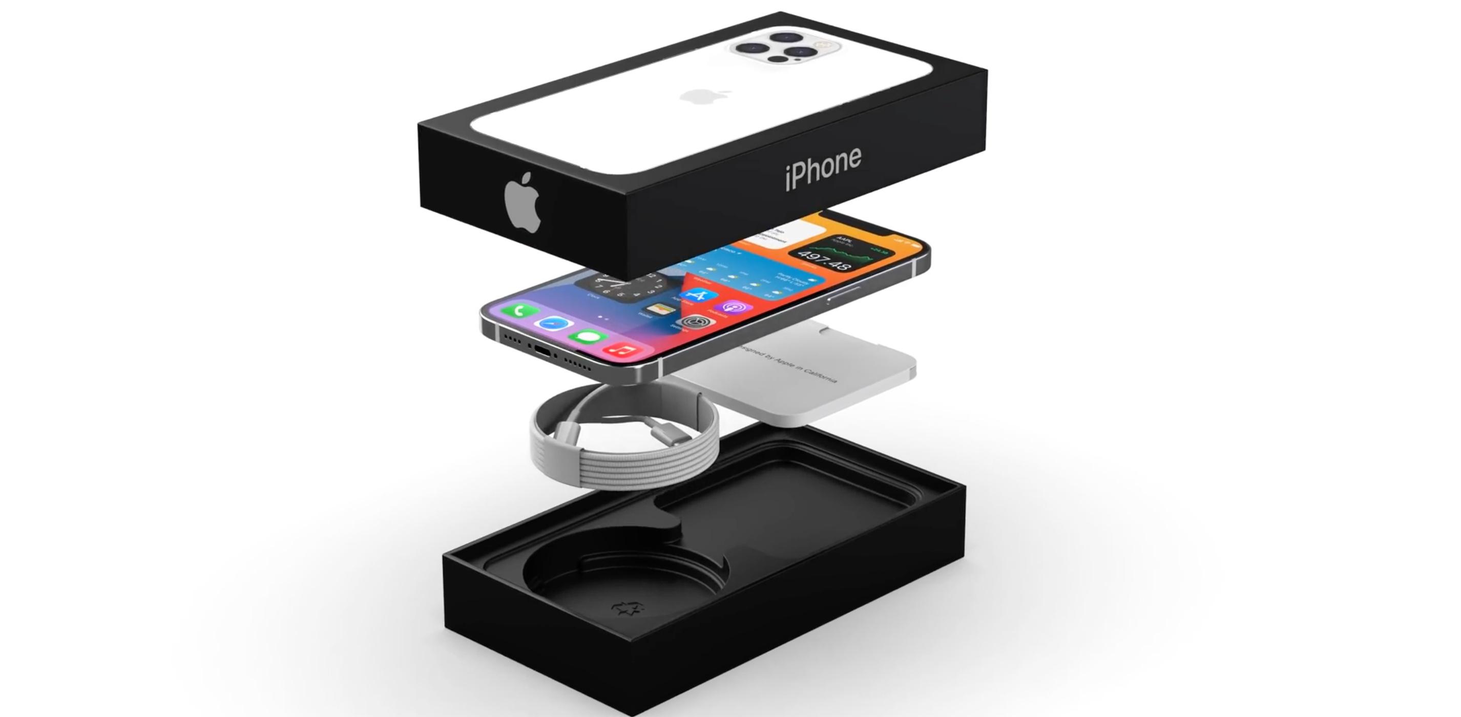 iPhone 12 – pudełko.