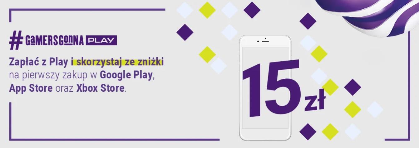 Zapłać z Play promocja