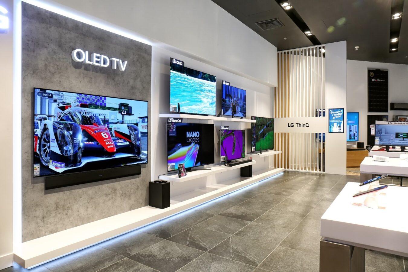 Mamy kolejny LG Brand Store - tym razem we Wrocławiu