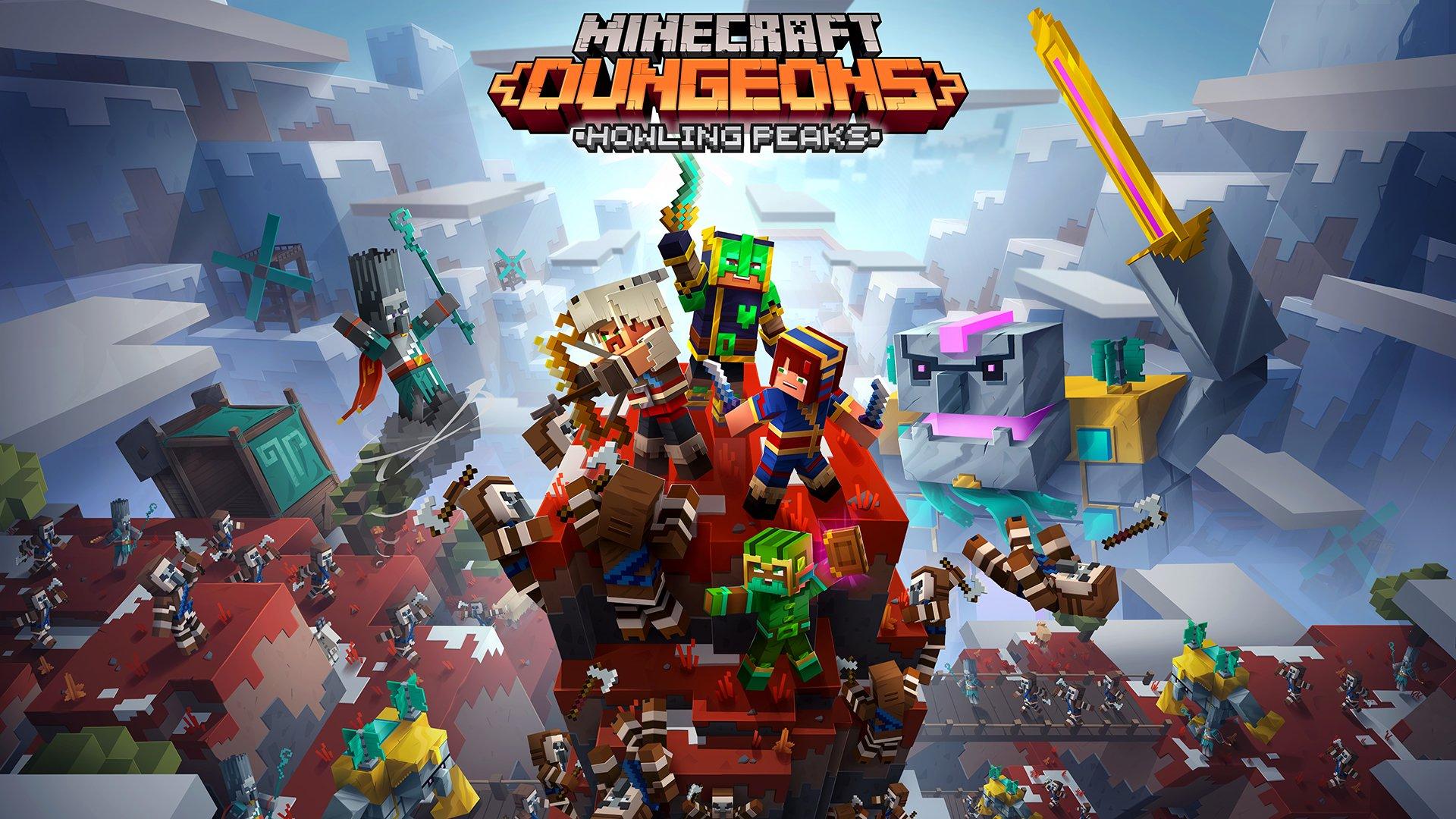Minecraft Dugneons