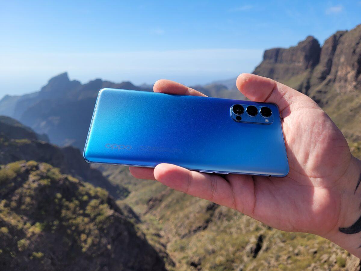 Intensywny dzień z OPPO Reno 4 Pro 5G - jak sobie radzi w boju?