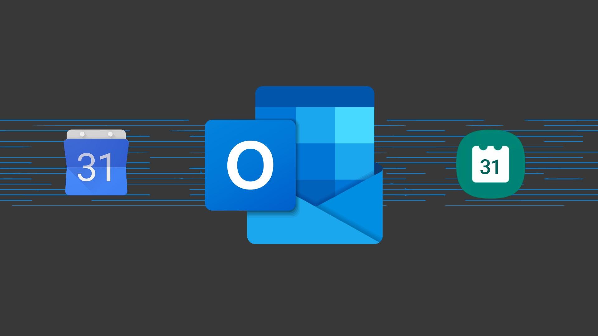 Microsoft Outlook zsynchronizuje się z Waszym kalendarzem na Androidzie