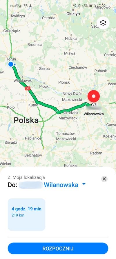 Przejechałam 500 km z autorską nawigacją Huawei - czy to prawdziwa alternatywa dla Google Maps?