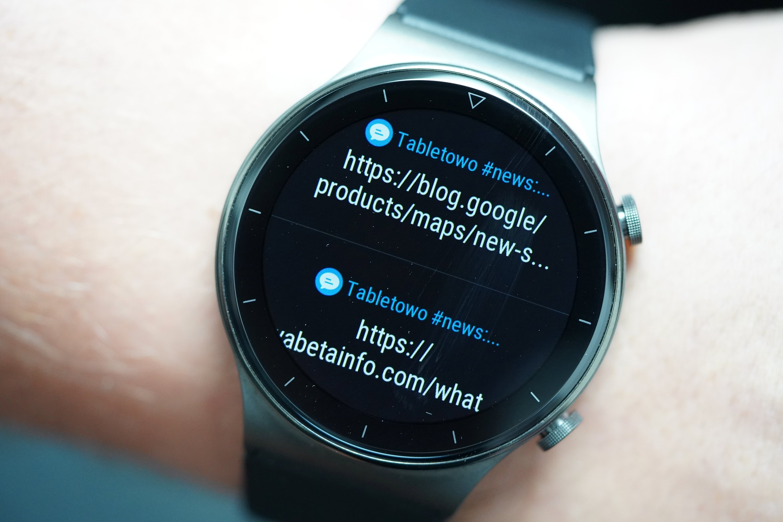 Dobra zmiana: smartwatche Huawei obsłużą aplikacje firm trzecich