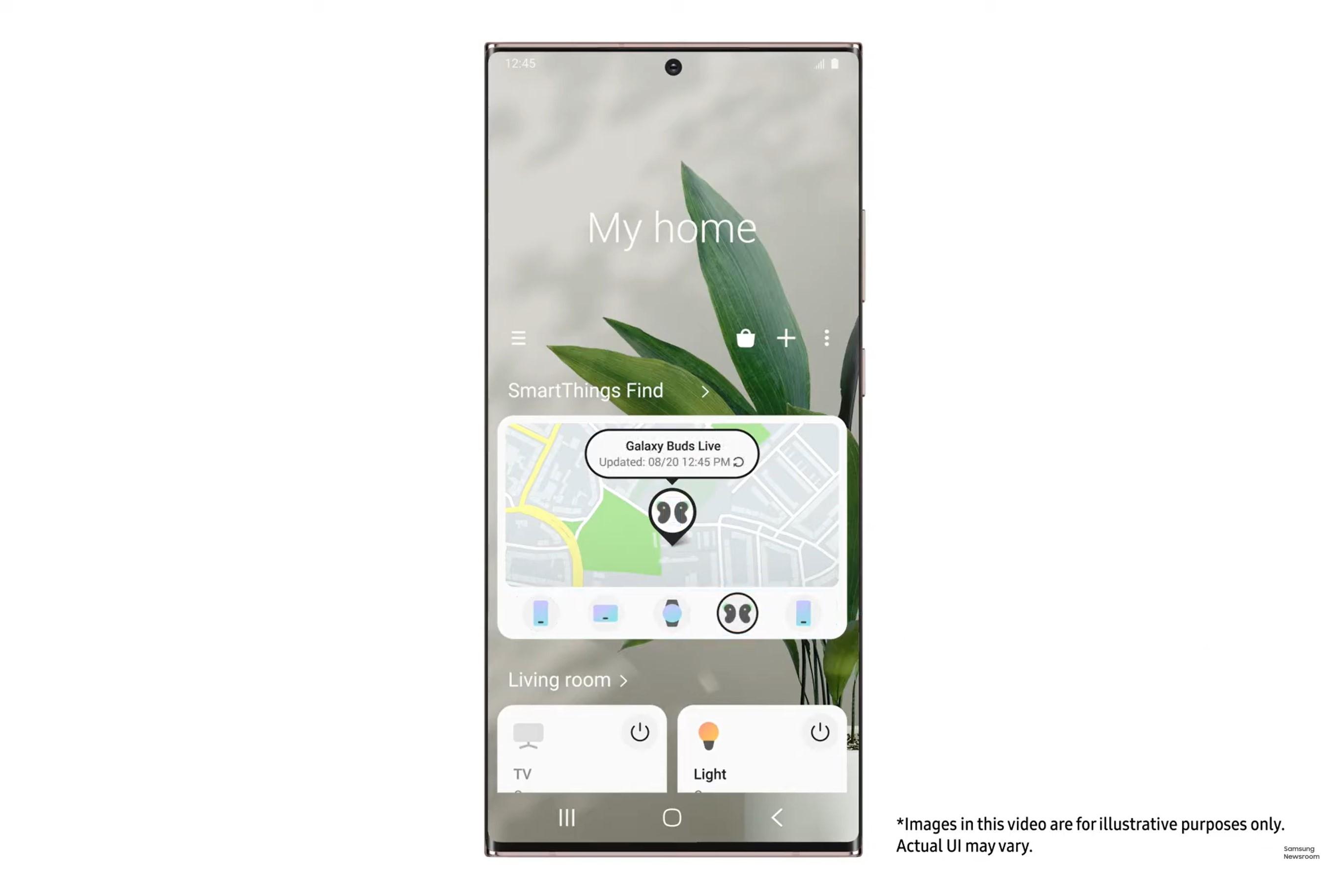 Samsung wprowadza SmartThings Find, które pomoże zlokalizować zagubione urządzenia Galaxy