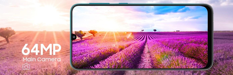 Galaxy F41 - Samsung chce zostać królem smartfonów z dużymi bateriami