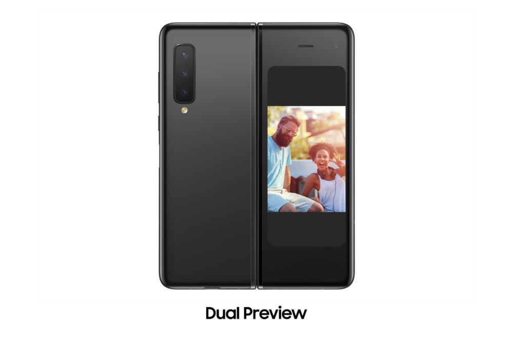 Samsung Galaxy Fold Dual Preview