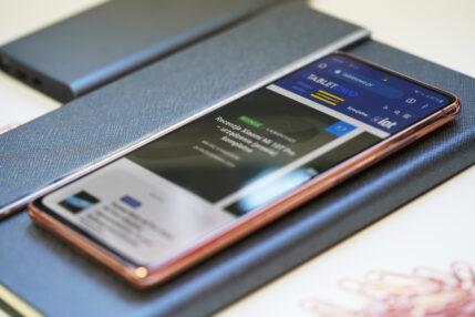 Masz Samsunga? Zobacz, kiedy możesz dostać Androida 11 z One UI 3