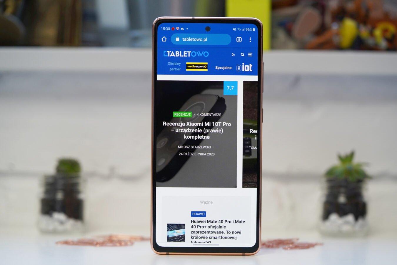 Samsung Galaxy Note 20 FE może być udanym kontynuatorem serii Fan Edition (fot. Tabletowo)