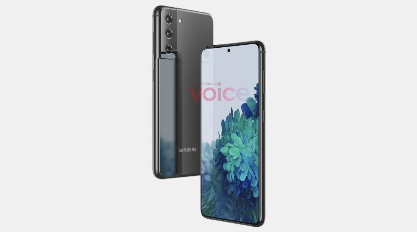smartfon Samsung Galaxy S21 smartphone
