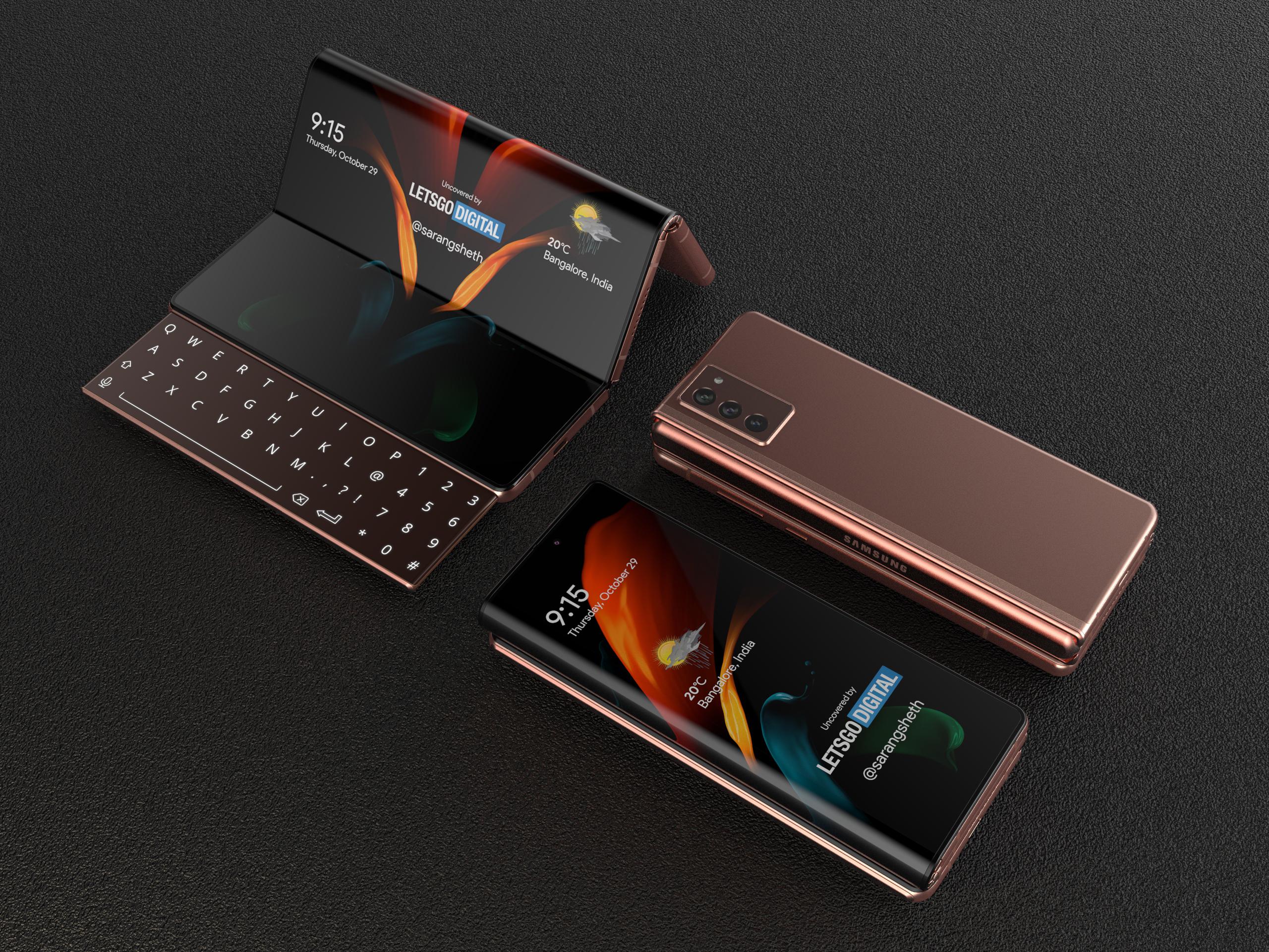 Ściśle tajny SoC Galaxy Z Fold 3 to dzieło… AMD?