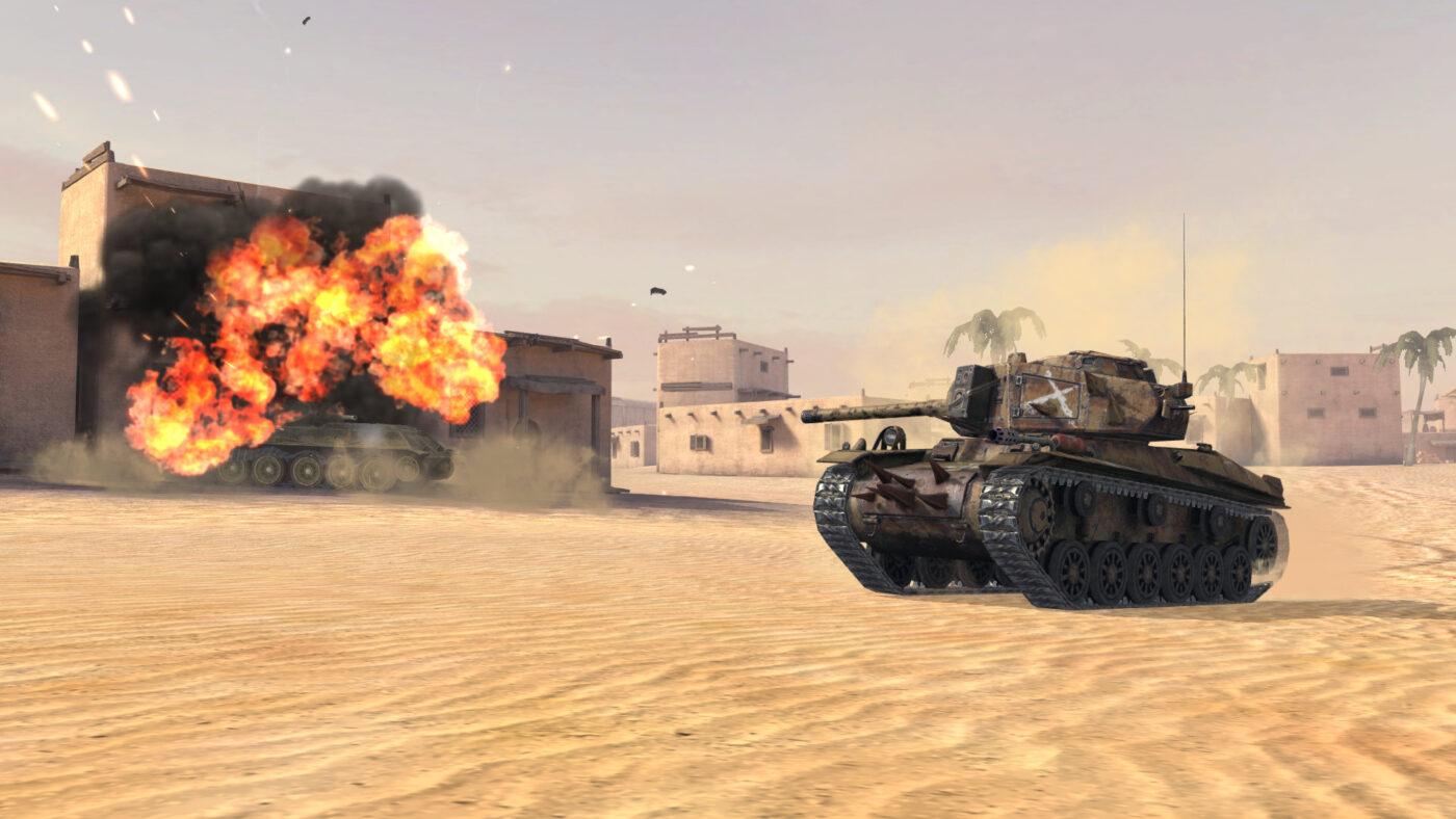 World of Tanks Blitz nawiązuje współpracę z legendarną kapelą Korn