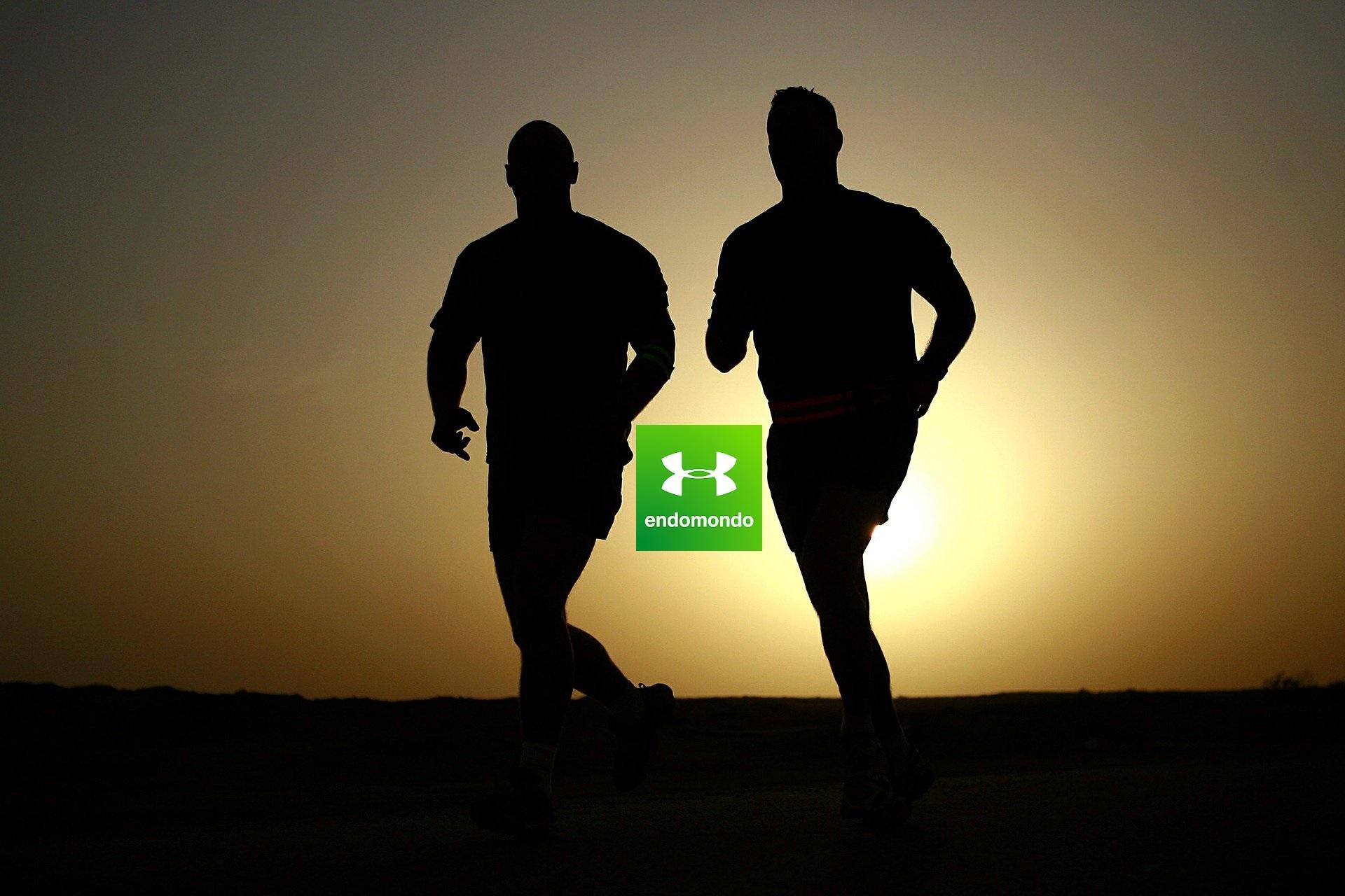 sport bieganie running Endomondo logo