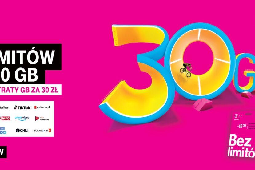 Nowa oferta T-Mobile na kartę GO! Pojawiła się opłata za przedłużenie ważności konta na rok