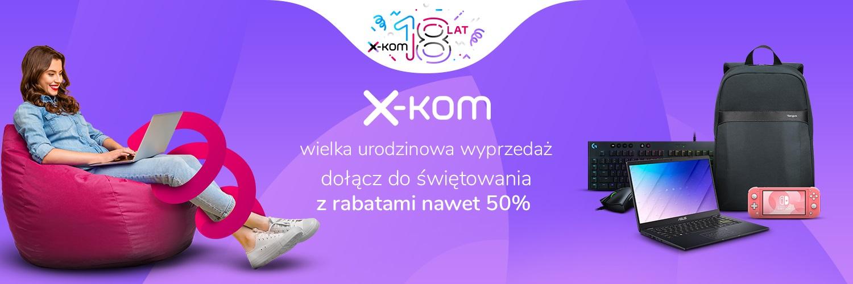 x-kom promocja wyprzedaż