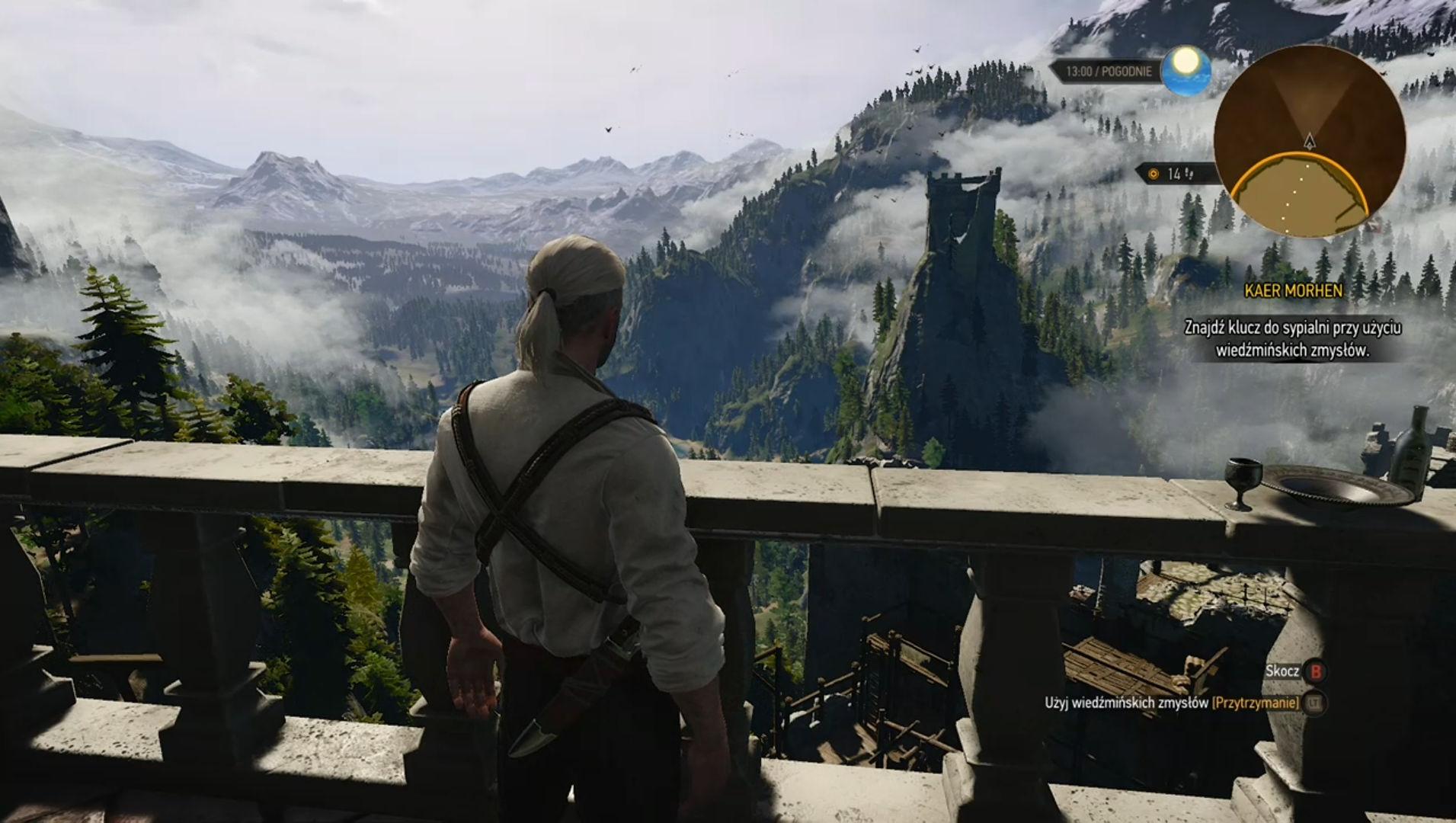 xCloud Microsoft Wiedźmin 3 Witcher Xbox One