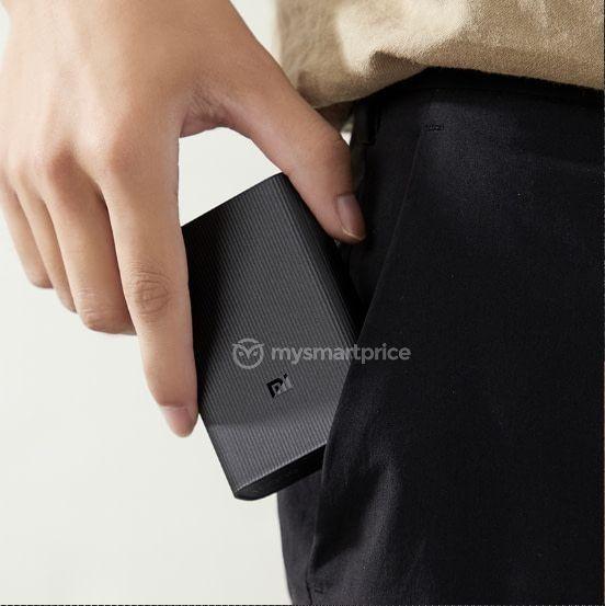Xiaomi Mi Power Bank 3 Ultra Compact to malutki power bank, który niedługo zadebiutuje w Europie