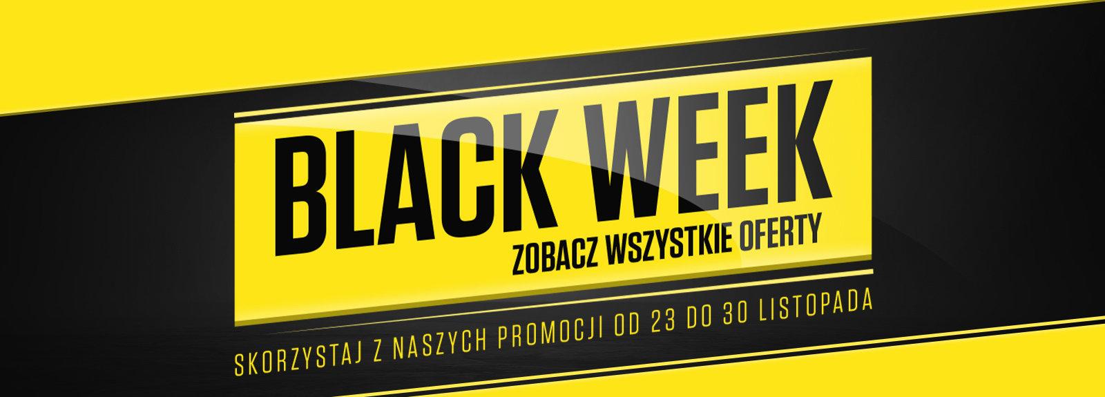 Asus Black Week 2020 promocja