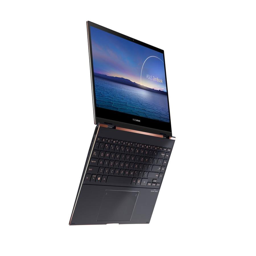 Ma rysik, ekran dotykowy OLED 4K i wywrócisz go na lewą stronę - oto nowy Asus ZenBook Flip S