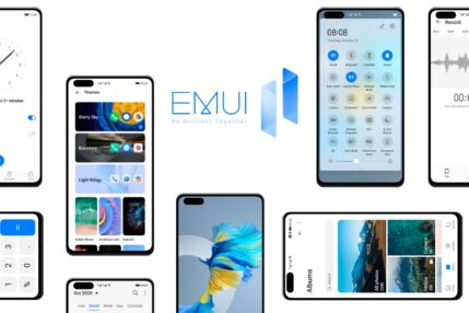 Huawei EMUI 11 logo