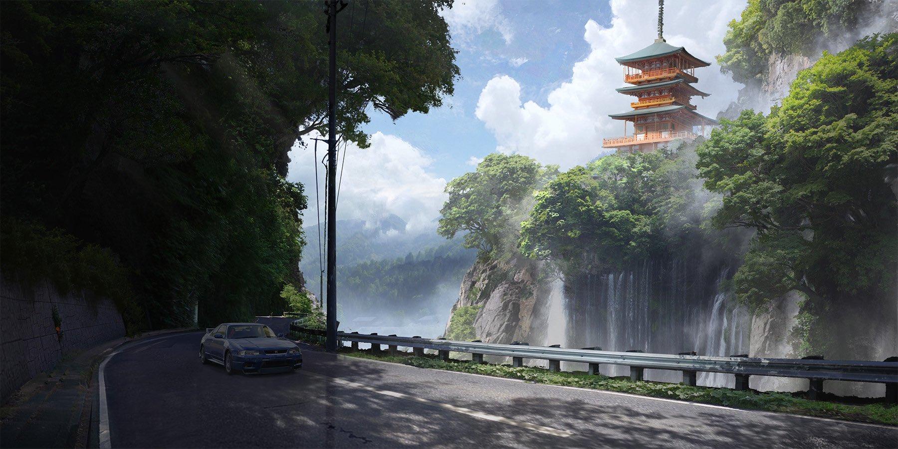 Forza Horizon 5 - concept art
