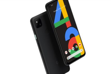 smartfon Google Pixel 4a smartphone