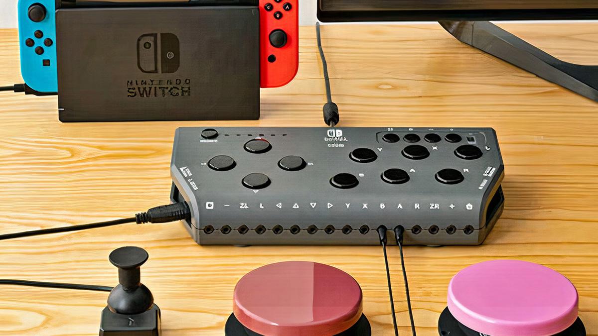 Hori Flex Nintendo Switch