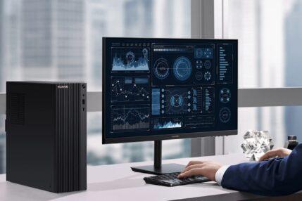 komputer desktop Huawei MateStation B515 PC
