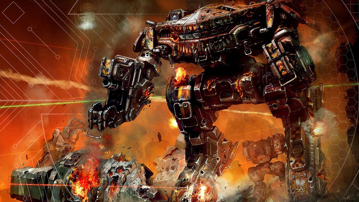 MechWarrior 5 na Xbox