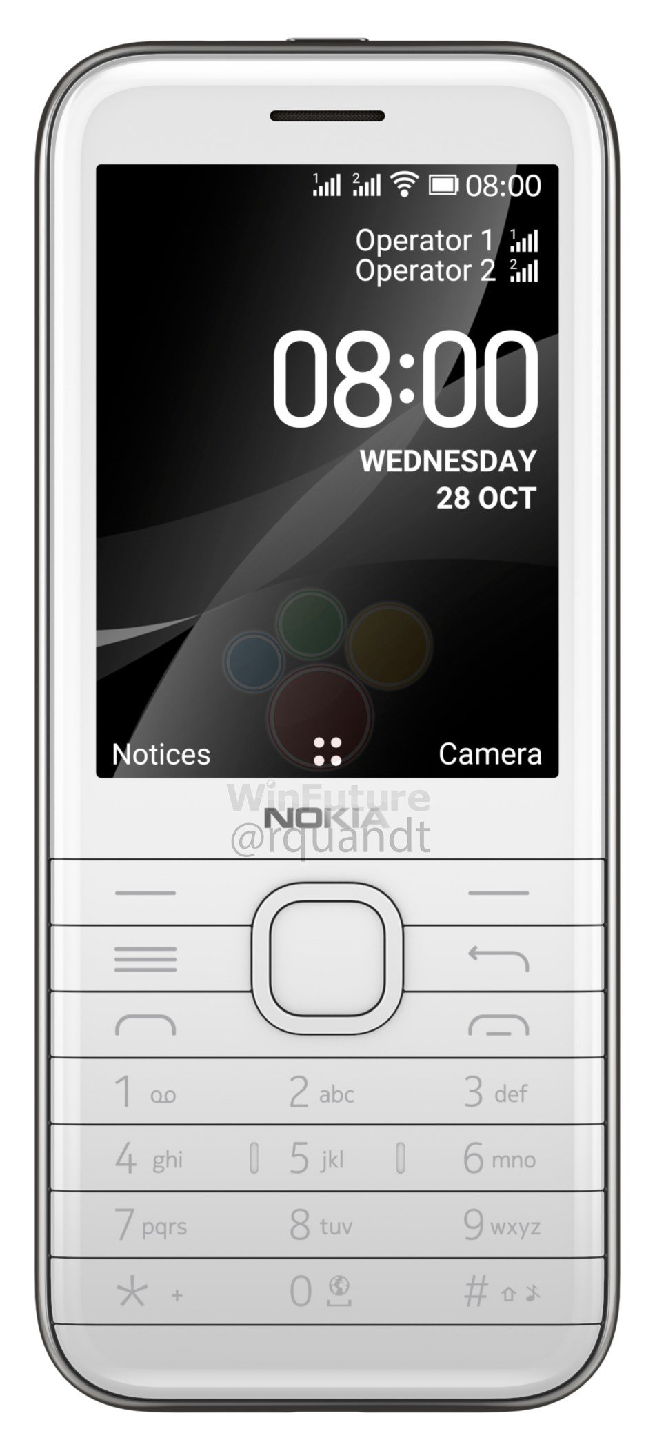 telefon Nokia 8000 4G phone